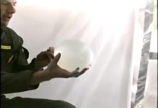 ZeroGravityGifs, zerogravitygifs, NASA Water Balloons in Zero G (High Quality) (reddit) GIFs