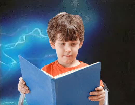 Watch and share How To Get Dyslexic Children To Read Faster? Give Them Electric Shocks, Say Doctors GIFs on Gfycat