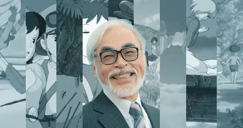 Watch and share Happy Retirement Hayao Miyazaki! GIFs on Gfycat