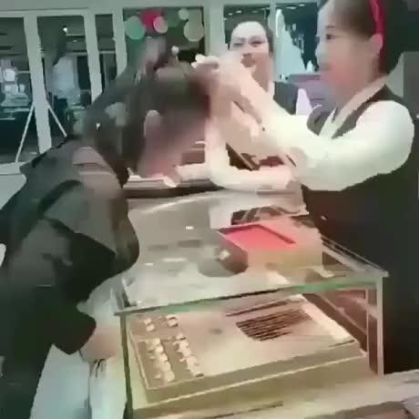 Thief prank