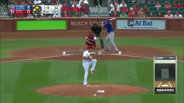 Watch and share Cubs' Six-run 1st Inning GIFs on Gfycat