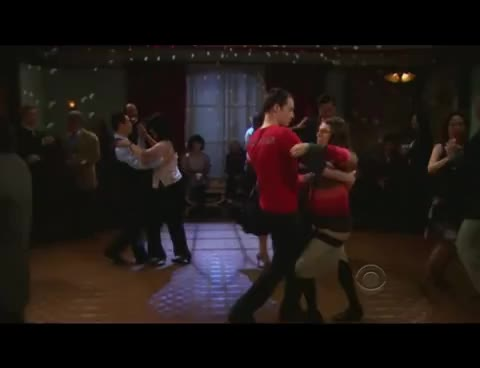 #tbt, Dance Amy and Sheldon GIFs