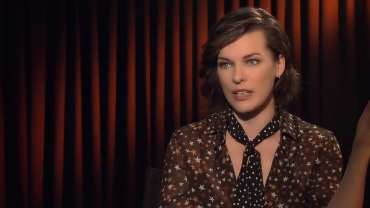 celebs, interview, milla jovovich, retribution, Milla Jovovich GIFs