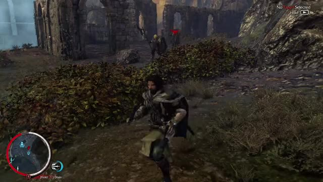 Watch and share Shoulder Charge Damages Wooden Shield GIFs by ghostgabe81 on Gfycat