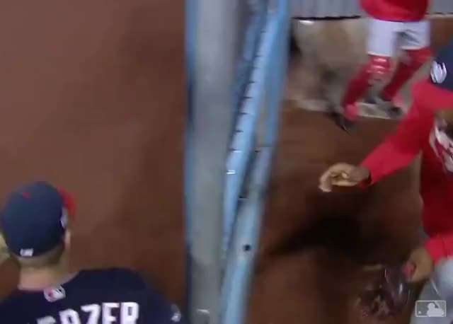 Watch and share Max Scherzer GIFs and Baseball GIFs by jessicadarling on Gfycat