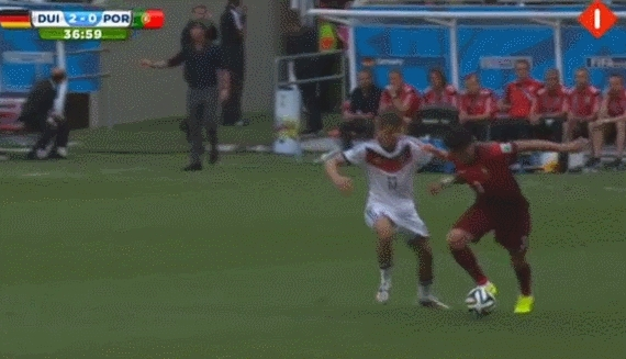 soccer, worldcup, Pepe red card incident (reddit) GIFs