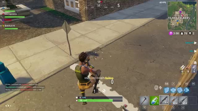 Watch Fortnite 02.05.2018 - 18.57.19.77.DVR GIF on Gfycat. Discover more related GIFs on Gfycat