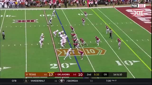 Watch and share Red River Showdown GIFs and Big 12 Conference GIFs by Pistols Firing on Gfycat
