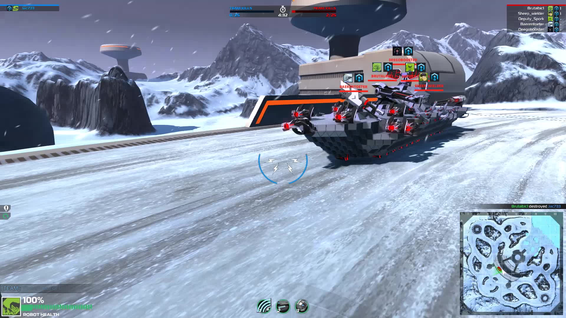 Robocraft, Battleship by Jac733 GIFs