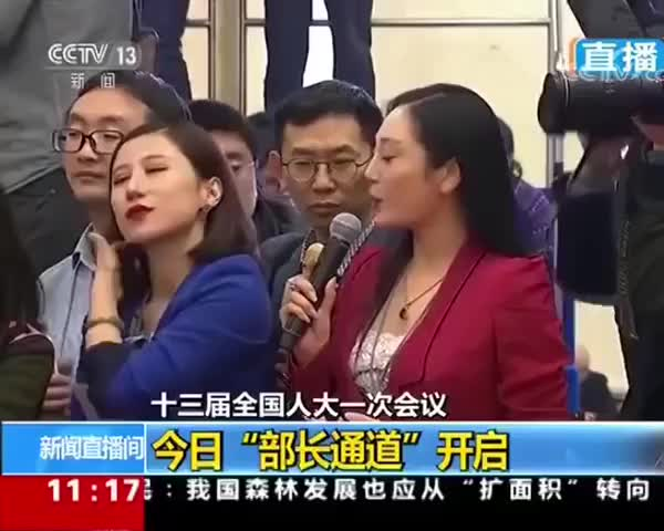 Watch Chinese Eye-Rolling Journalist Goes Viral on Weibo GIF on Gfycat. Discover more CCTV, bitch fight, china, media, meme, national people's congress, trending GIFs on Gfycat