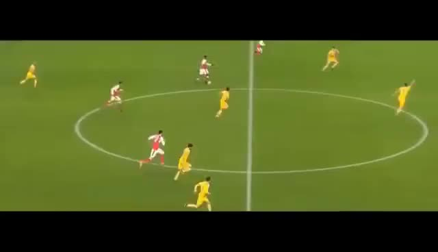 Watch and share Olivier Giroud Goal Vs Crystal Palace (HD) GIFs on Gfycat