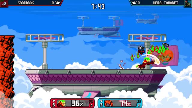 Watch and share Rivals Of Aether 18 07 2019 21 08 10 GIFs on Gfycat