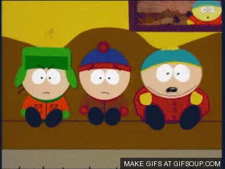 Watch and share Cartman GIFs on Gfycat