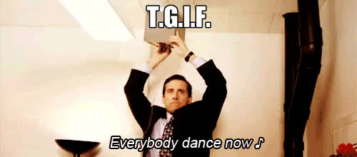 friday, tgif, weekend, tgif GIFs