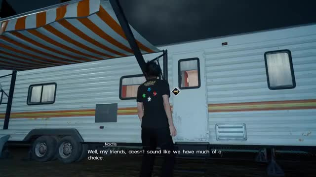 Watch and share Final Fantasy XV X XIV Collaboration Y'jhimei Funny Awkward Moments GIFs on Gfycat