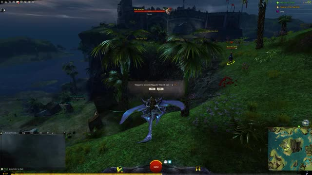 Watch to the top! GIF by Randomm User (@randommuser) on Gfycat. Discover more gw2, skimmer GIFs on Gfycat