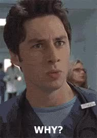 Watch and share Zach Braff GIFs and Sypher0115 GIFs on Gfycat