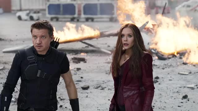 Watch and share Captain America GIFs and Elizabeth Olsen GIFs on Gfycat