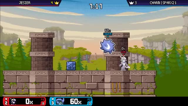 Watch and share Rivals Of Aether GIFs and Sparx Twentyone GIFs on Gfycat