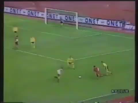 Watch and share WEAH - Monaco V Roda, 1990 GIFs on Gfycat