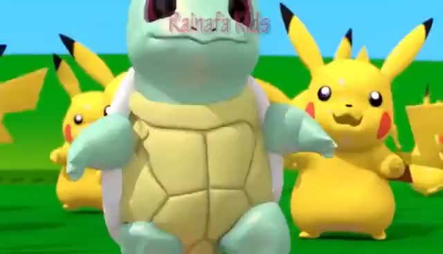 Watch and share Pokemon Pikachu Happy Birthday Selamat Ulang Tahun Potong Kuenya GIFs on Gfycat