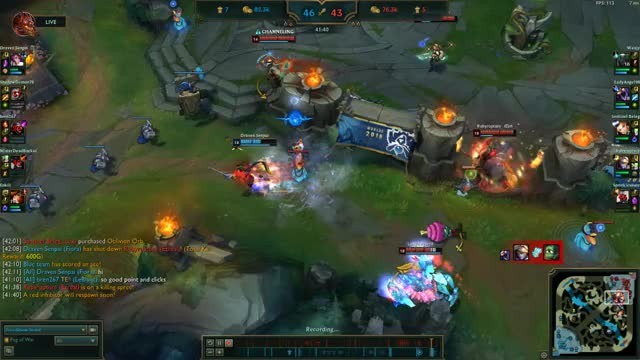 Watch Fiora GIF on Gfycat. Discover more leagueoflegends GIFs on Gfycat