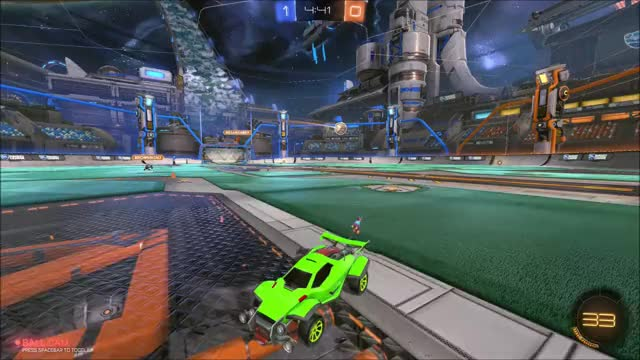 Watch and share Rocket League GIFs and Wtf GIFs by pikaoshayoshi on Gfycat