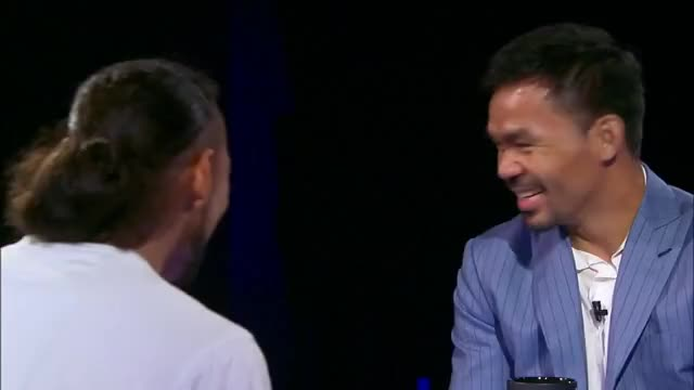 Watch and share Vlc-record-2019-07-26-19h59m47s-Manny Pacquiao Vs. Keith Thurman [FULL INTERVIEW] FACE TO FACE   PBC ON FOX- GIFs on Gfycat