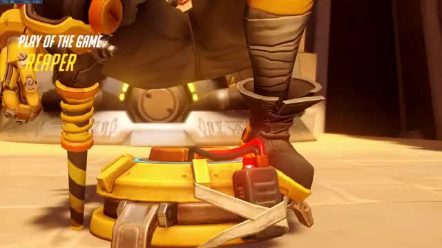 Watch and share Quintuple Kill GIFs and Overwatch GIFs by Reaper on Gfycat