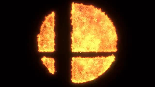 Watch and share [A] The Smash Bros. Logo GIFs on Gfycat