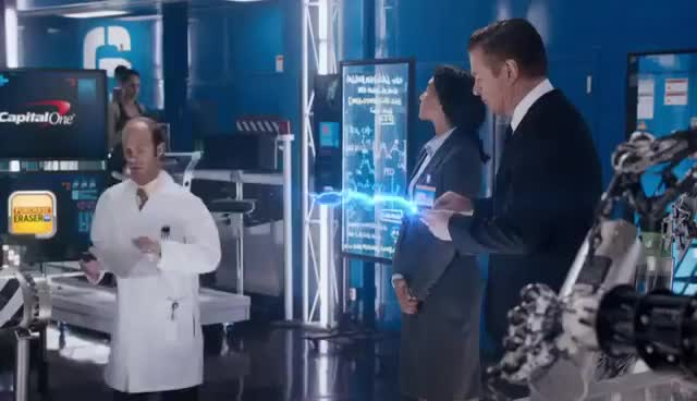 capital one, Capital One Commercial GIFs