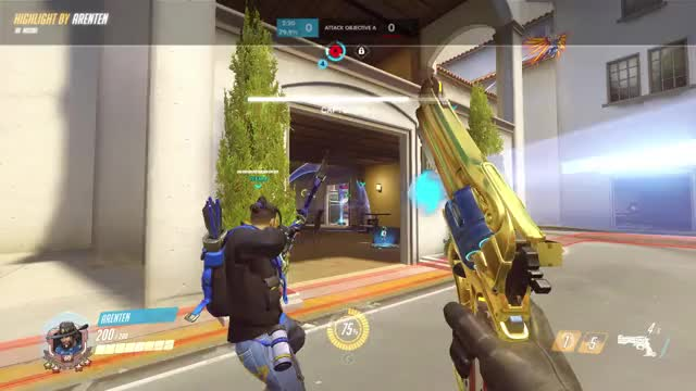 Watch mccree mercy GIF on Gfycat. Discover more overwatch GIFs on Gfycat