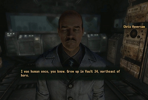 fallout, fallout new vegas, fnv, my gifs, You Eyeballing Me? GIFs