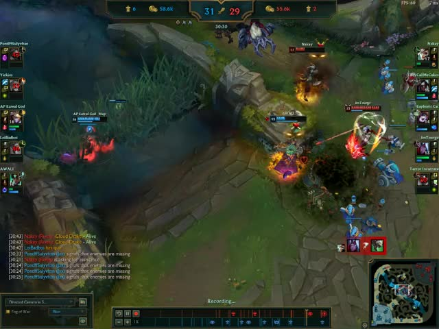 Watch and share AP Ez Varus Oneshot GIFs by flotsa on Gfycat