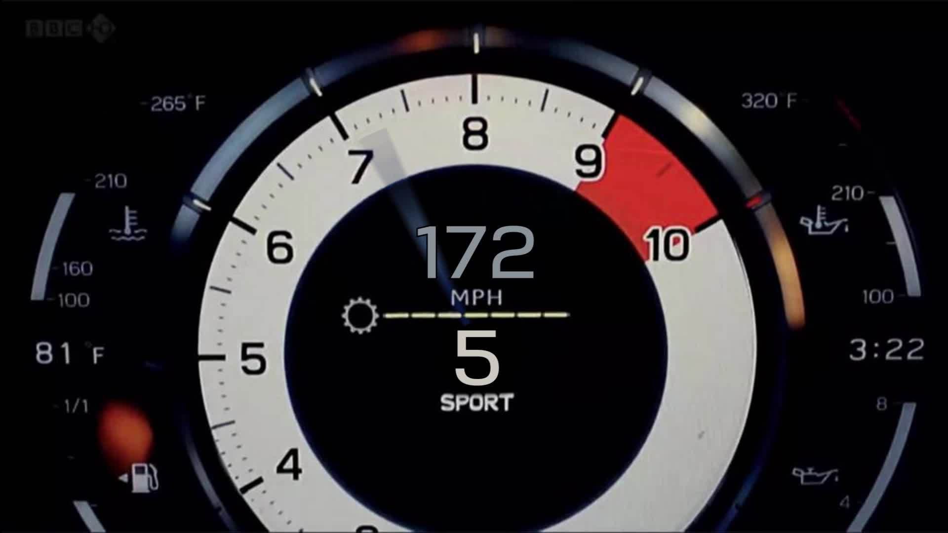 topgear, Top Gear LFA Speed Edit Test GIFs