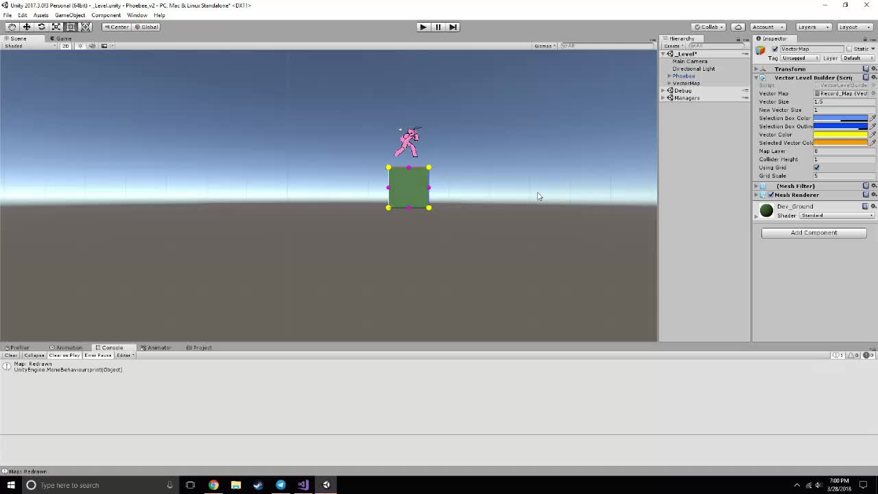 Box Outline Unity