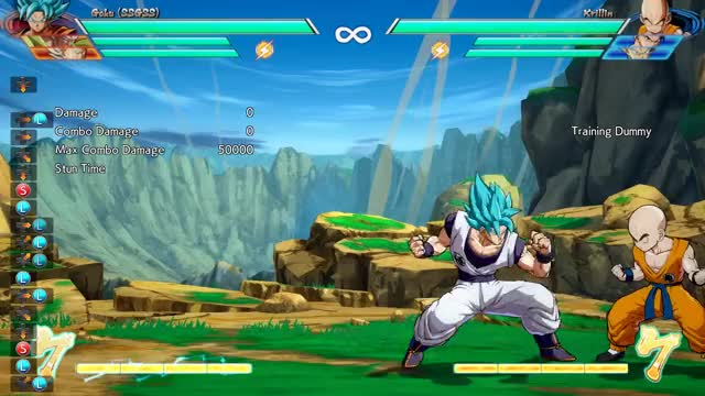 Watch and share Dbfz GIFs by shizbam on Gfycat
