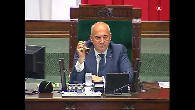 Watch and share Jarosław Kaczyński GIFs and Sejm GIFs on Gfycat