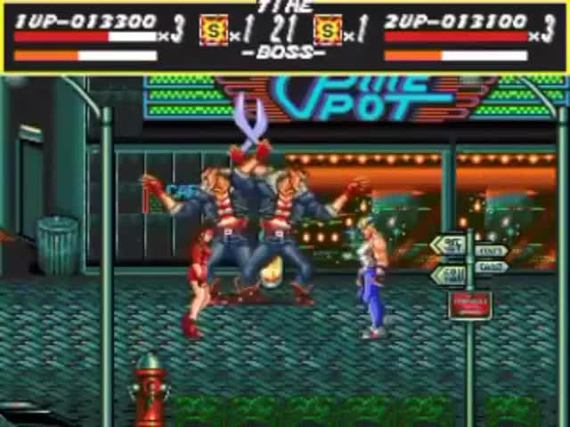 Watch Streets of rage Police car Special attack GIF on Gfycat. Discover more defo, is, mike GIFs on Gfycat