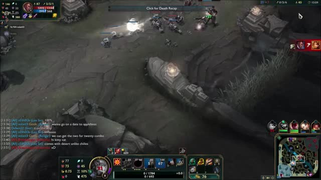 Watch Oneshot GIF on Gfycat. Discover more leagueoflegends GIFs on Gfycat