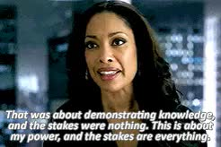 Watch ***BITCH[CRAFT]*** GIF on Gfycat. Discover more Gina Torres, jessica pearson, suits, suits usa GIFs on Gfycat