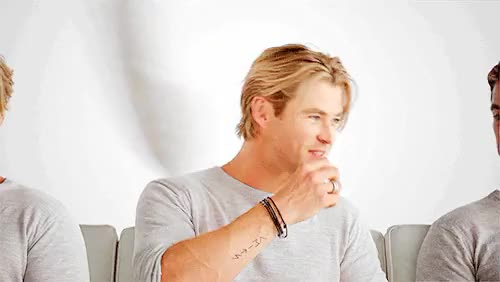 Watch this chris hemsworth GIF on Gfycat. Discover more ads, by mona, chemsedit, chemsworthedit, chris hemsworth, foxtel, gif, marvelcastedit GIFs on Gfycat