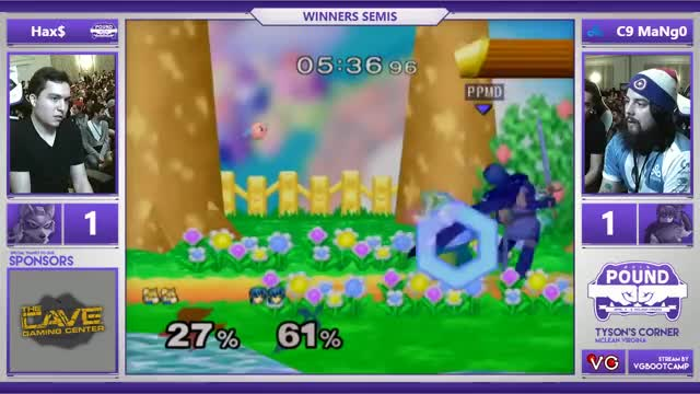 Watch and share Smash Bros Melee GIFs and Pound2016 GIFs by thedookmaster on Gfycat