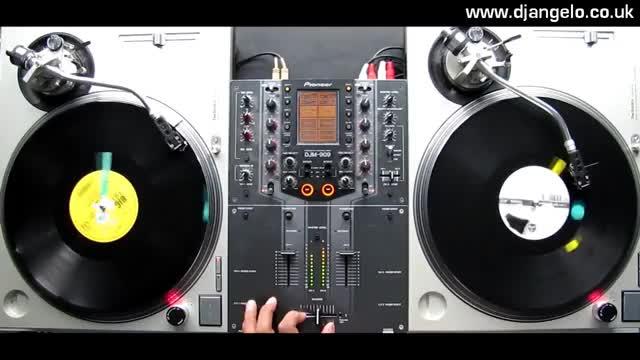 Watch and share DJ ANGELO - Funky Turntablism GIFs on Gfycat