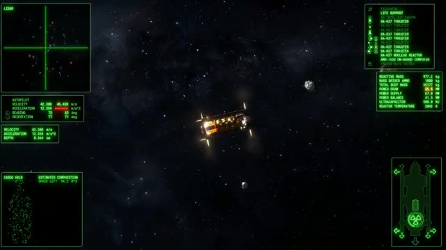 Watch ΔV: Rings of Saturn - the last thrusterbender GIF by Kodera Software (@kodera) on Gfycat. Discover more deltav, game, gamedev, indie, indiedev, sci-fi, scifi, space GIFs on Gfycat