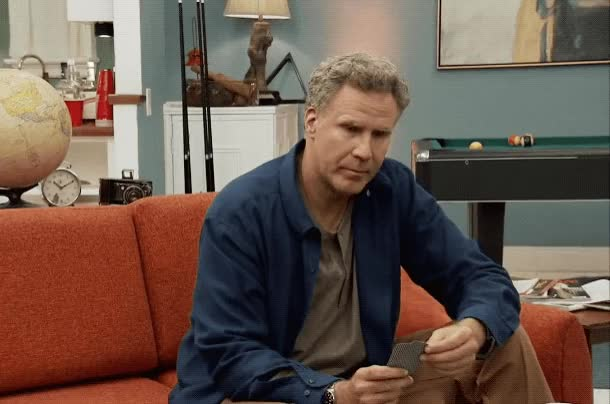 Watch this will ferrell GIF by sannahparker on Gfycat. Discover more oh snap, omg, reality show, reality tv, saturday night live, snl, the house, uh oh, what, will ferrell GIFs on Gfycat