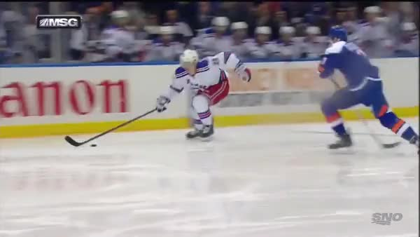 Watch Chris Kreider runs into Jaroslav Halak (reddit) GIF on Gfycat. Discover more hockey GIFs on Gfycat