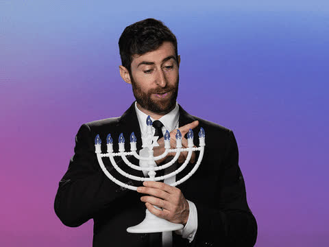 celebrate, chanukah, chanukkah, count, hannukah, hanukah, hanukkah, happy, happy chanukah, happy hannukah, holiday, holidays, jew, jewish, jewish chanukah, jewish hannukah, menorah, Happy Hanukkah GIFs