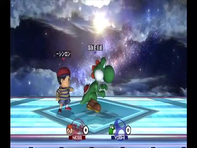 Watch Brawl Minus Ness PSI Magnet Shield Breaker GIF on Gfycat. Discover more related GIFs on Gfycat