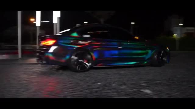 Watch and share CarBlogTurkiye Media & Films   BMW F30 320i LCi Hologram Kaplama   Shortcut Car Clip GIFs on Gfycat